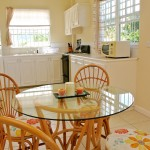 dining kitchen is self catering villa 2