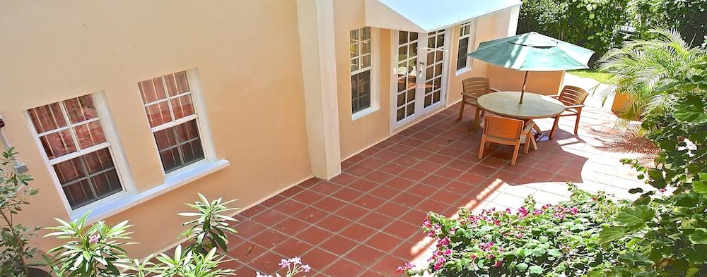 villa 6 garden terrace