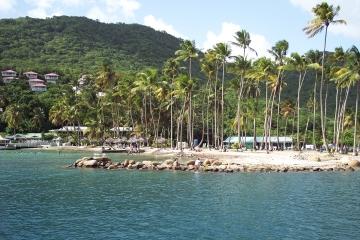 Marigot Bay, St.Lucia