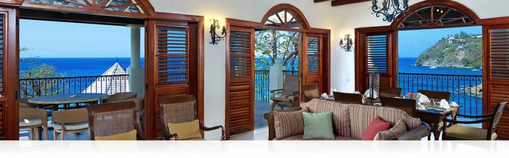 St. lucia villa luxury living cap mason