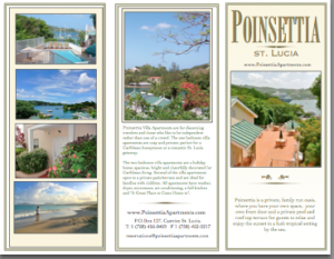 poinsetiaapartments villa resort brochure