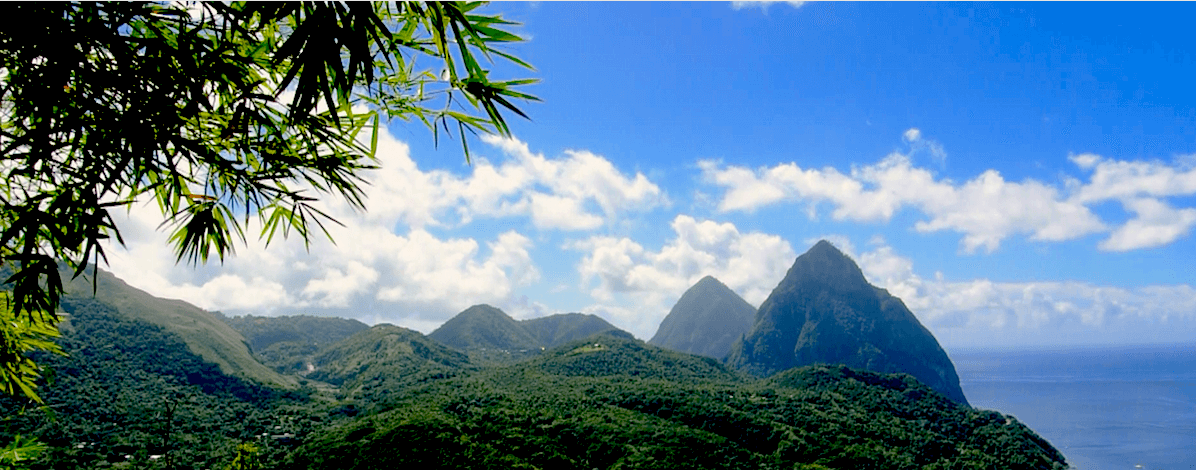 Visit luxury st. lucia accommodation near the pitons